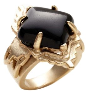 Kendra Scott Kendra Scott Reva Black Onyx Ring