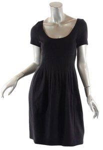 Fendi short dress Black Empire Waist on Tradesy