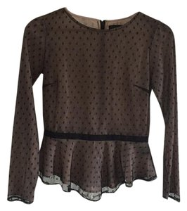 Lucca Couture Top Black