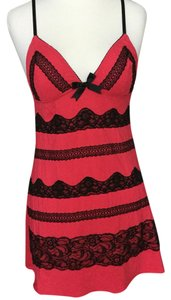 Victoria's Secret short dress Red and black. on Tradesy