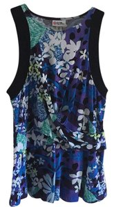 Peter Pilotto for Target Top Floral