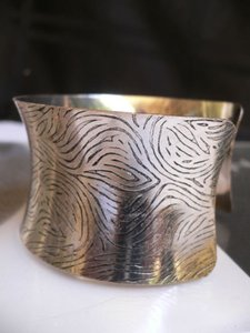 Other Women Moroccan Silver Fashion Bracelet Chic Adjustable Zebra Hot Cuff