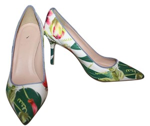 J.Crew Tropical Multi Pumps
