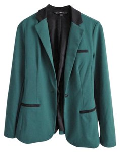 Mossimo Supply Co. Emerald Green Blazer