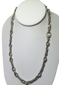 Judith Ripka Sterling Silver, 18K Gold, Diamonds