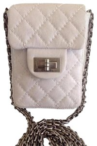 Chanel 2.55 Reissue Leather Phone Cross Body Bag