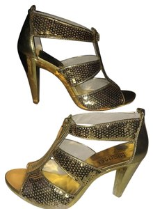 MICHAEL Michael Kors Gold Formal