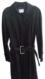 Worth Womens Trench Trench Coat
