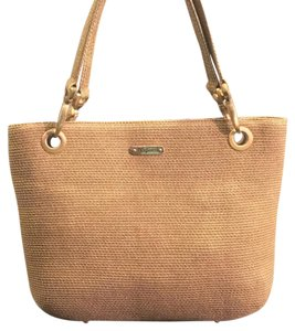 Eric Javits Satchel in Tan