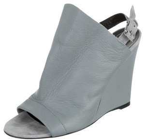 Balenciaga Comfortable Blue grey Wedges