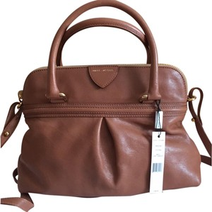 Marc Jacobs Satchel in Light Tobacco (camel)