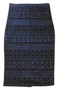 Iris Basic Skirt Dark blue