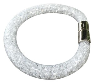 Swarovski Swarovski Crystaldust clear crystal bangle