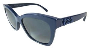 Chanel Glam Wayfarer - Dark Blue &