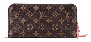 Louis Vuitton * Louis Vuitton Rose Sweet Monogram Canvas Insolite