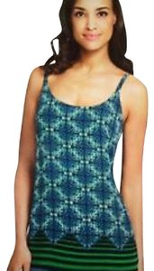 CAbi Print Chic Date Night Comfortable Top