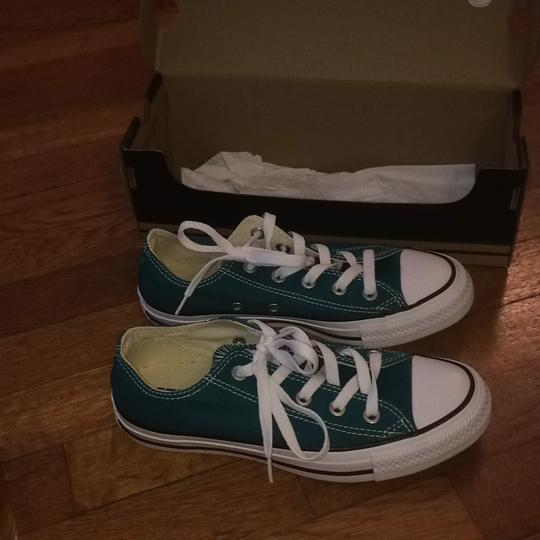 Converse Teal Athletic