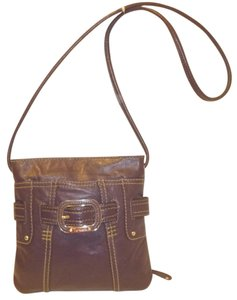 Tignanello Refurbished Leather Cross Body Bag