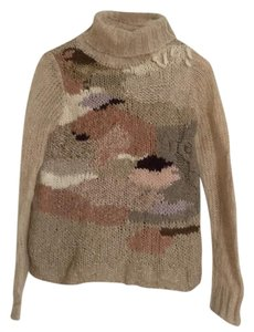 Anthropologie Wool Mixed Material Sweater