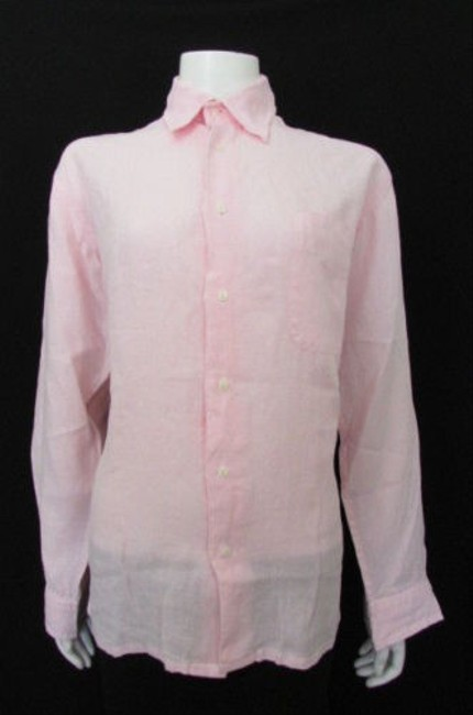 Preload https://img-static.tradesy.com/item/1925605/taboo-pink-basic-one-button-down-size-10-m-0-0-650-650.jpg