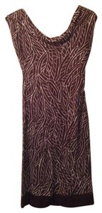Banana Republic short dress Brown on Tradesy