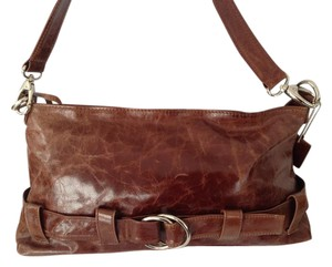 Latico Leather Silver Hardwarel Shoulder Bag