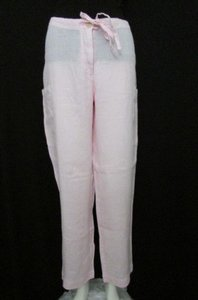 Taboo Basic Women Relaxed Pants Pink