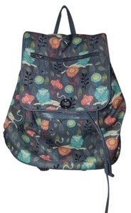 Capri Designs Animal Print Backpack