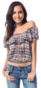 Boho Hippie Tribal Top