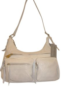 Andrew Marc Nwt X-lg Dust Leather Hobo Bag