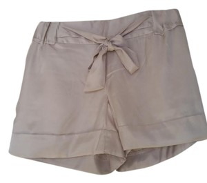 The Limited Dress Shorts Tan/Cream