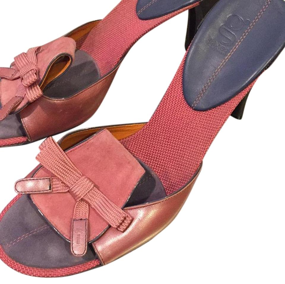 womens At Cole Haan Leather Mules/Slides At womens a lower price 9f1185