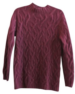Neiman Marcus 3-ply Cashmere Hand Knit Sweater