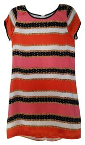 Pim + Larkin short dress Multi-colored on Tradesy