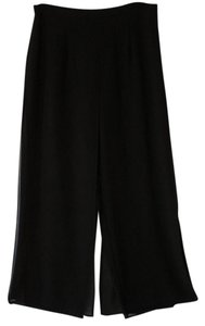 J.R. Nites Wide Leg Pants Black