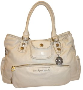 Marc Jacobs Refurbished Leather X-lg Multi Pocket Hobo Bag