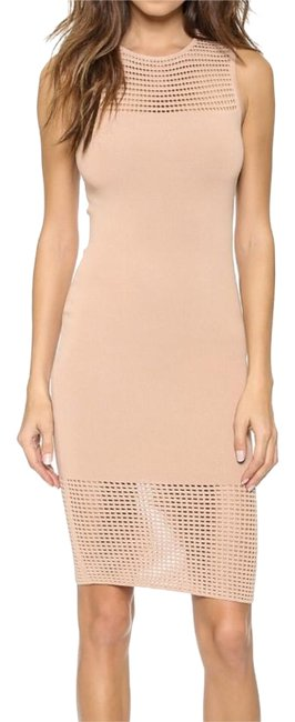 Preload https://img-static.tradesy.com/item/19258720/torn-by-ronny-kobo-toasted-almond-ambrosia-knee-length-cocktail-dress-size-4-s-0-1-650-650.jpg