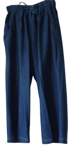 Erika Capris Dark blue