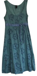 Marc by Marc Jacobs short dress Teal on Tradesy