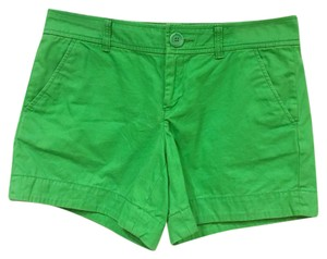 Lilly Pulitzer Mini/Short Shorts Green
