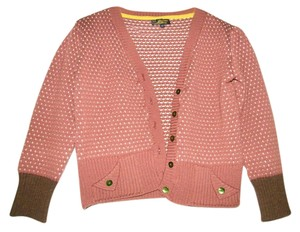 Le Mont St Michel French Merino Wool Knit Cardigan