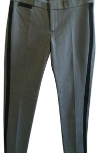 Banana Republic Skinny Pants Grey herringbone.
