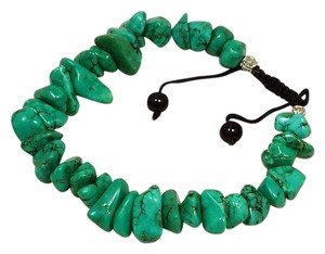 Desert Gem Turquoise nugget bracelet from Desert Gem - new!