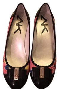 Anne Klein Multi- color with logo Flats