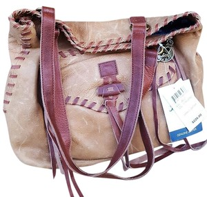 Lucky Brand Leather Shoulder Bag