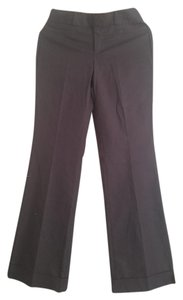 Banana Republic Straight Pants Dark Brown