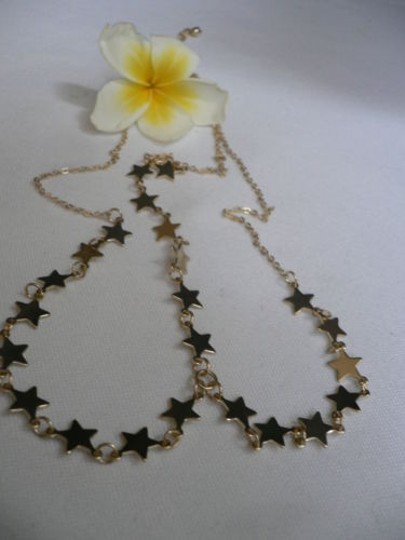 Other Women Gold Metal Trendy Stars Head Chain Grecian Jewelry Image 8