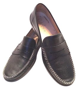 Cole Haan Men s Loafers Men s Penny Loafers Loafers Black Flats. Cole Haan  Black Men s Penny Loafers with Nike Air Technology Flats Size US ... d413811ec