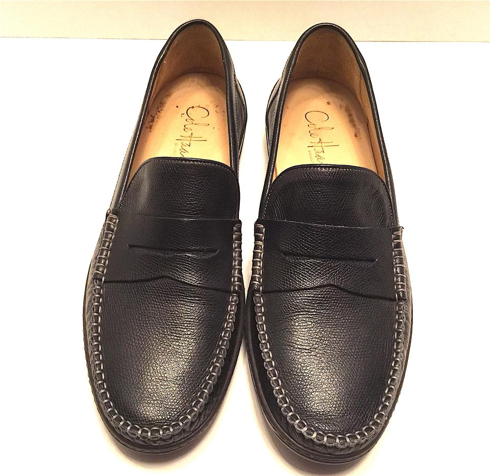 Cole Haan Men s Loafers Men s Penny Loafers Loafers Black Flats Image 5.  123456 cddc1fa70