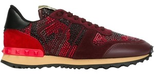 Valentino Burgandy Athletic